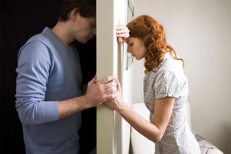 Причина того, что отношений нет или не ладятся
